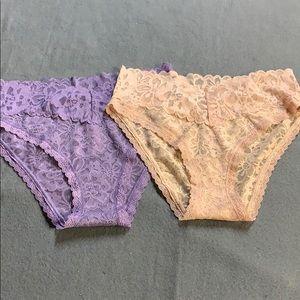 Victoria's Secret Underwear bundle
